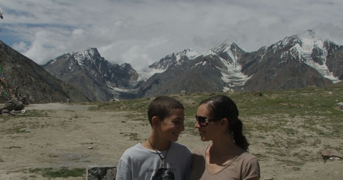 15 reasons why you should set out on a long journey with your kids