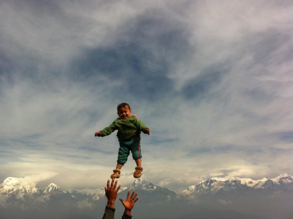 Nepal_with_kids